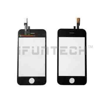 iPhone 3GS Lens with digitizer
